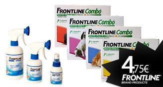 Antiparasitarios Oferta Frontline