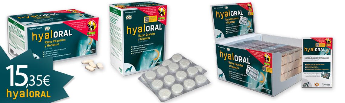 Oferta Condroprotectores Hyaloral