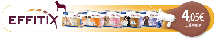 Antiparasitario Externo para Perro Effipro Barato. Desde 4,05€