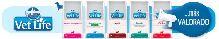 Pienso para Perros Grain Free Farmina Vet Life al Mejor Precio