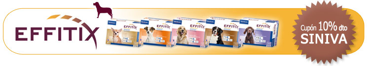 Antiparasitario Externo para Perro Effipro +Cupón descuento 10% al finalizar el proceso de compra