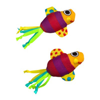Fishy Fun Petstages Cat Toy