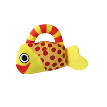 Carry Critter Fish Petstages Cat Toy