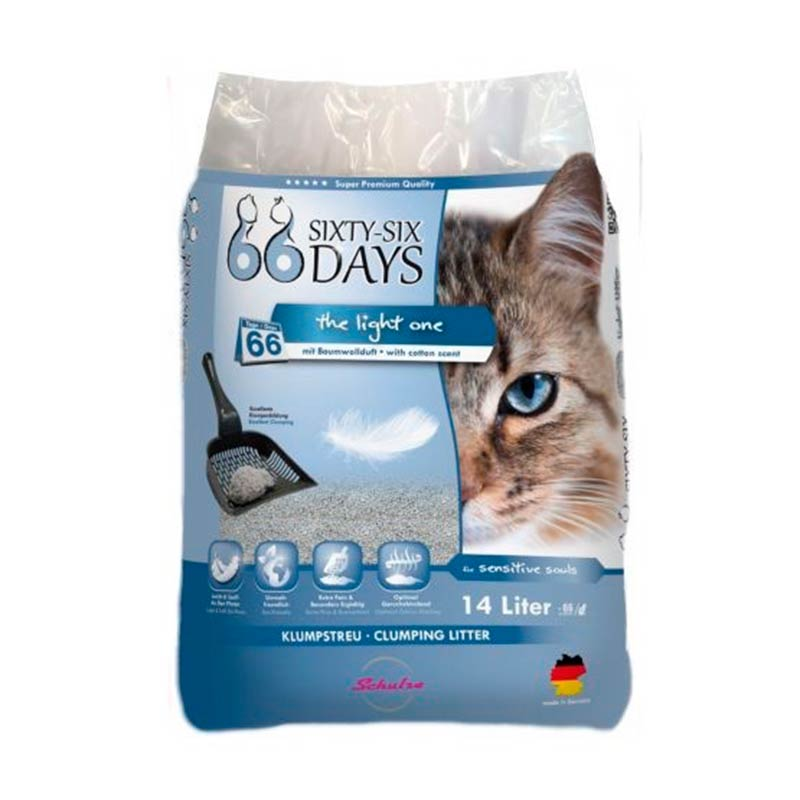 Schulze 66 - Sixty Six Days Cat Litter Ultralight