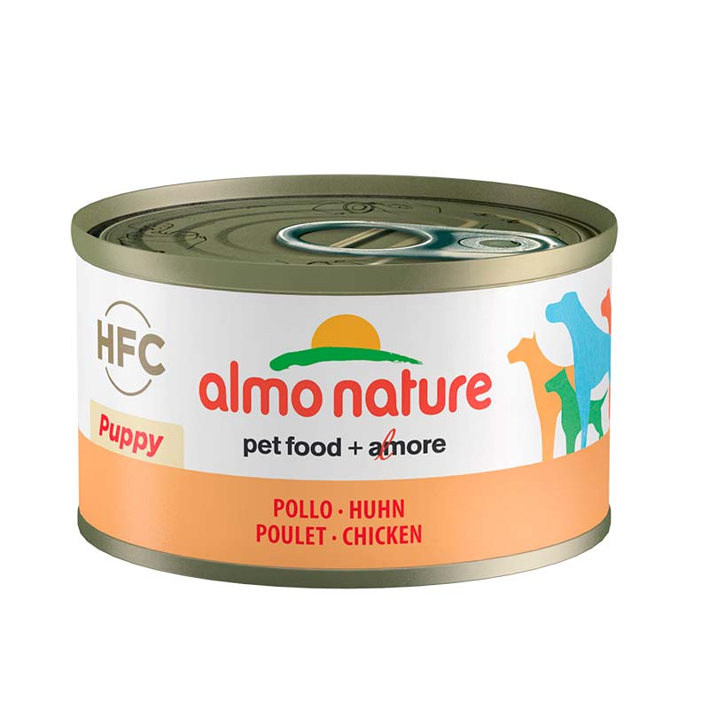 Almo Nature Classic Puppy Wet  Food