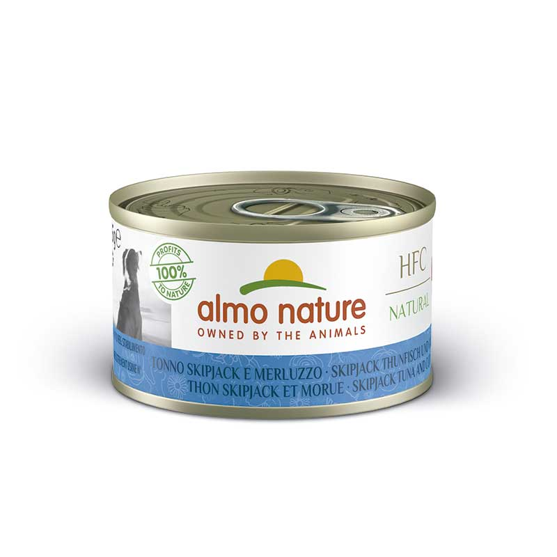 Almo Nature Classic Wet  Food with Skip Jack Tuna