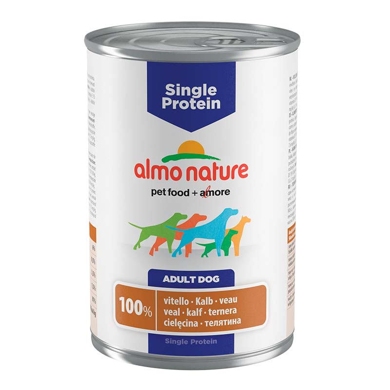 Almo Nature Single Protein with Veal