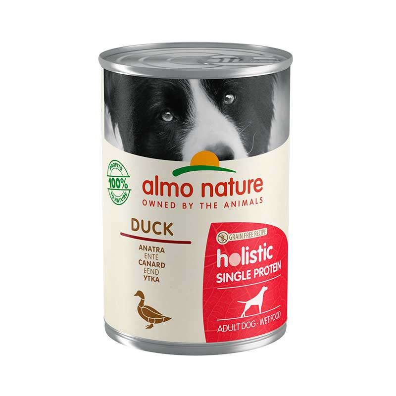Almo Nature Single Protein con Pato
