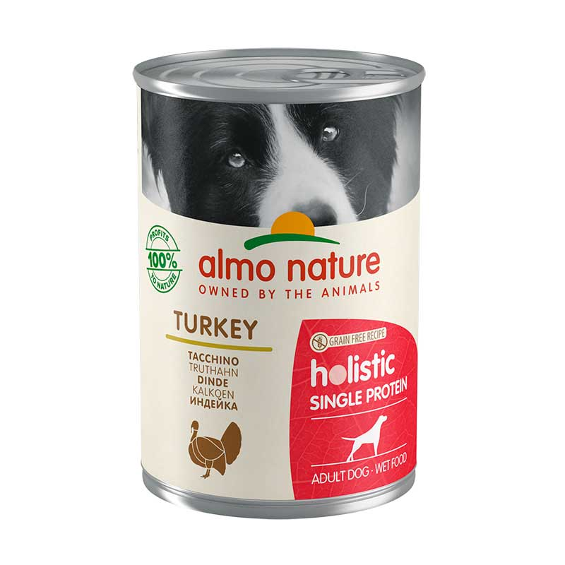 Almo Nature Single Protein Pavo 400g