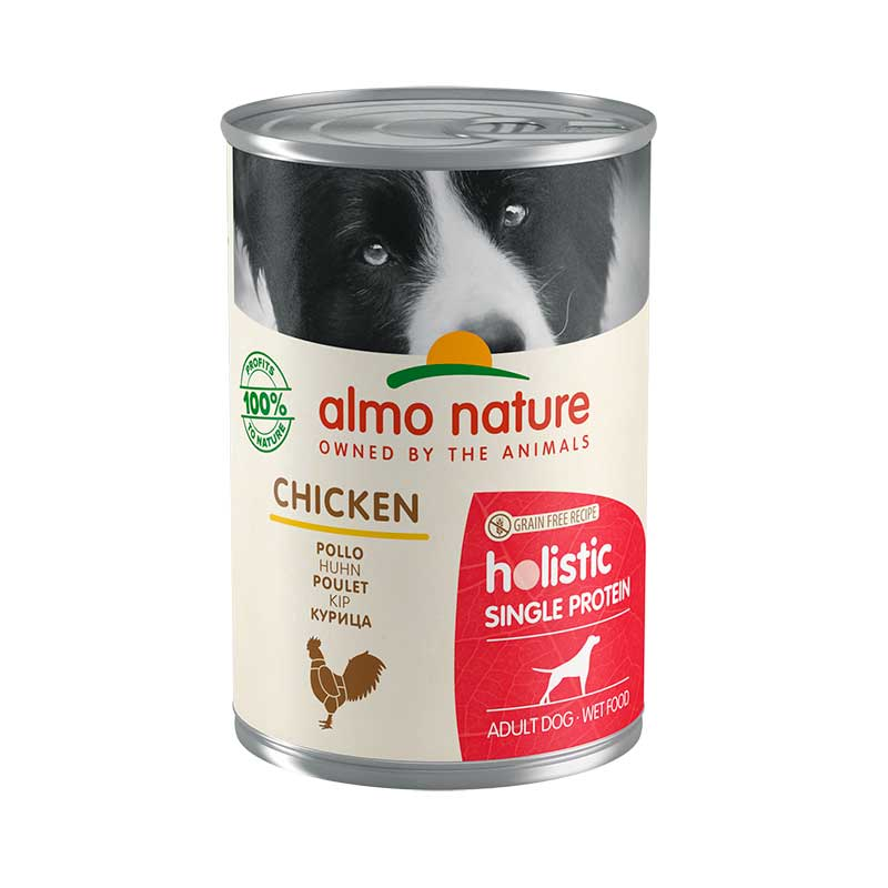 Almo Nature Single Protein Pollo 400g