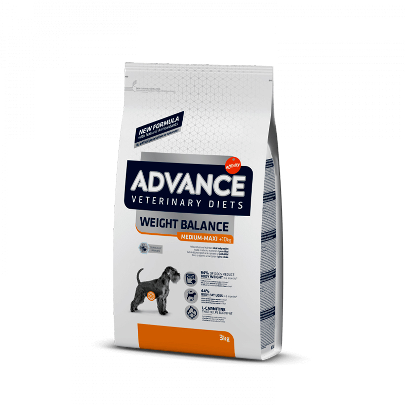 Advance Weight Balance Medium-Maxi