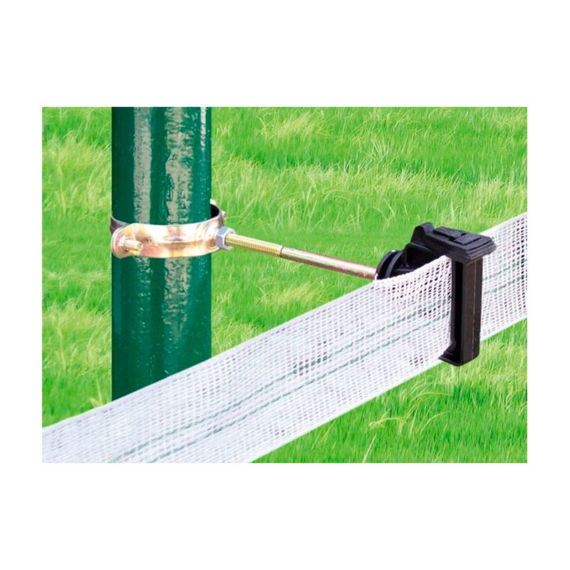 Z-69 6 mm screw-thread insulator and 10 cm spacer adjustable tube-metal electric fencing