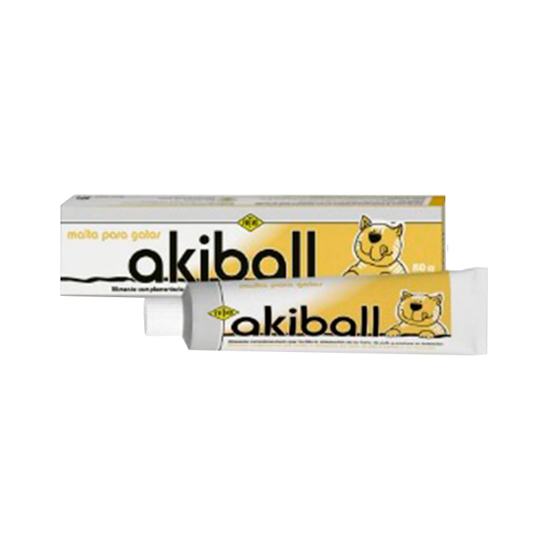 Akiball Cat Malt 80gr Fatro