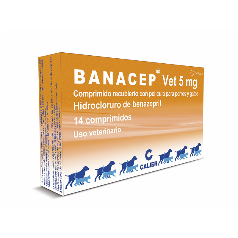 Banacep Heart Failure  5mg Individual Tablets