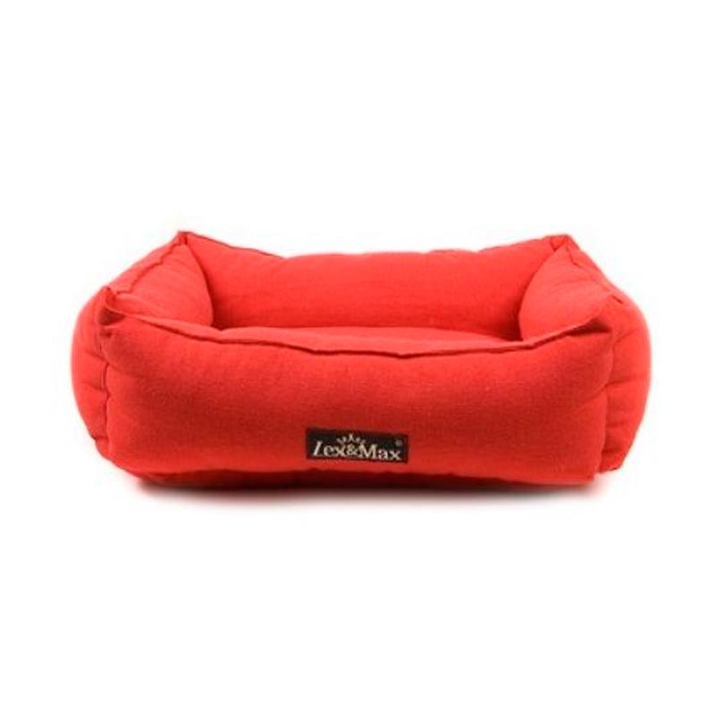 Lex & Max Basket Tivoli Red