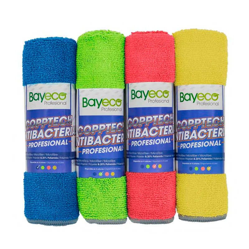 Bayeco Copptech Antibacterial Cloth