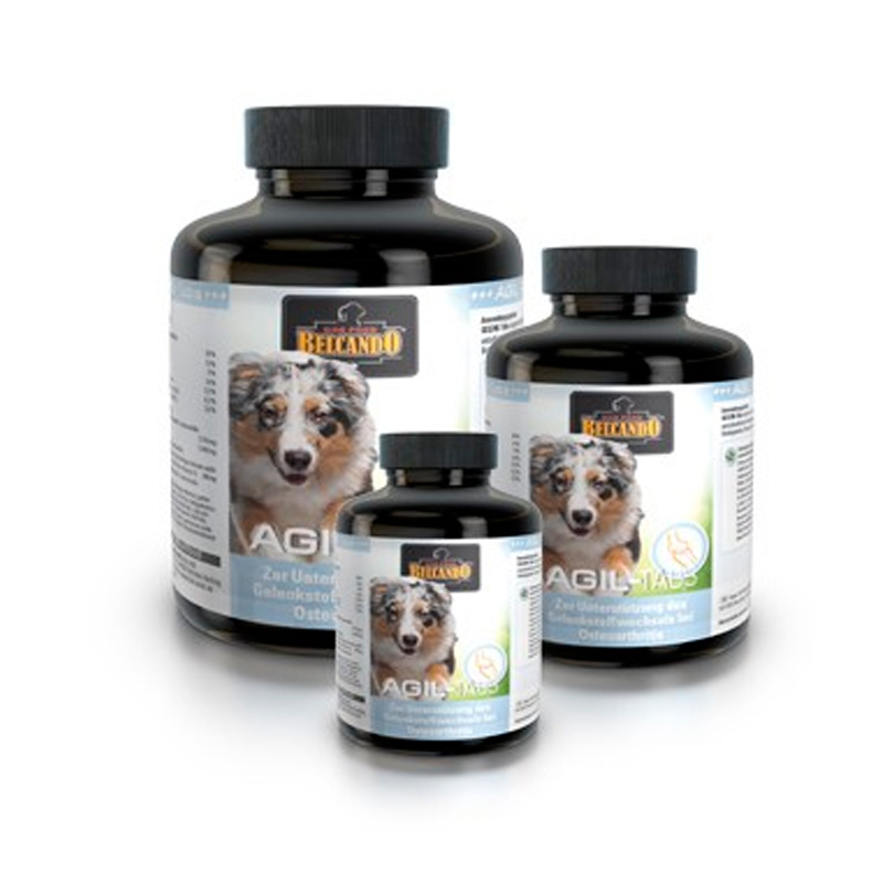 Belcando Agil-Tabs to maintain tissues, joints and cartilage