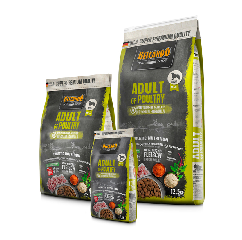 Belcando Adult Grain Free Pollo