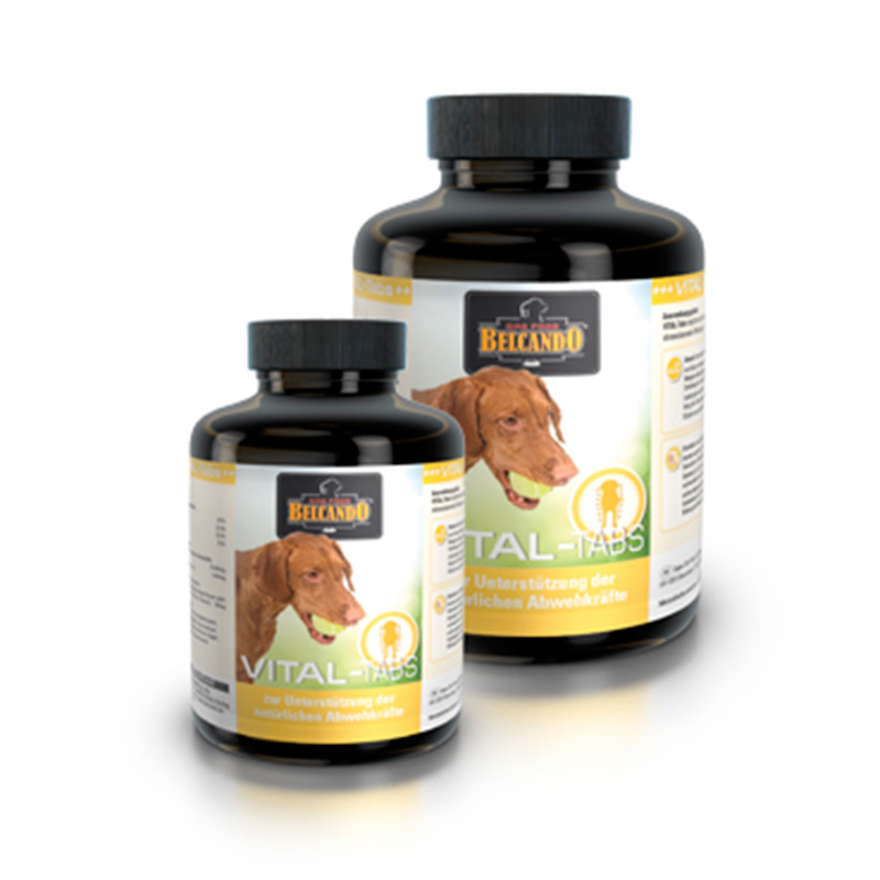Belcando Vital-Tabs for dogs to support immune defence system