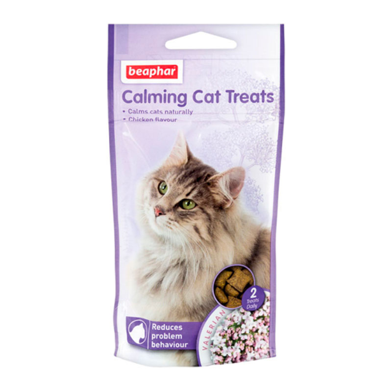Beaphar Anti-stress Calming Bits for Cats 35gr