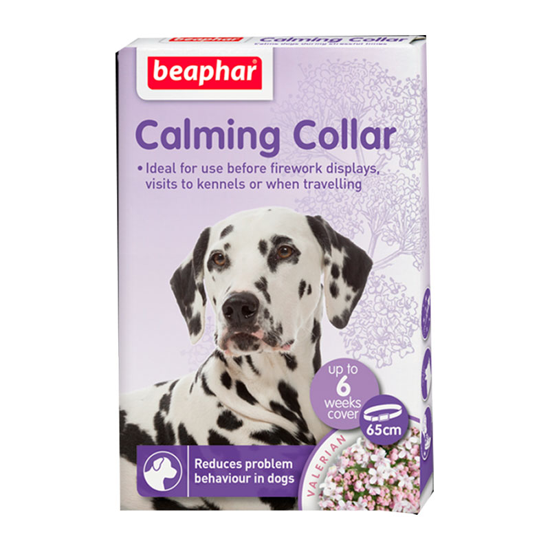 Beaphar Anti-stress Calming Collar for Dog 65cm