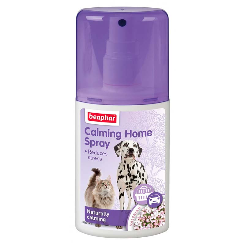 Beaphar Calming Antistress Spray Ambiente Gato 125 ml