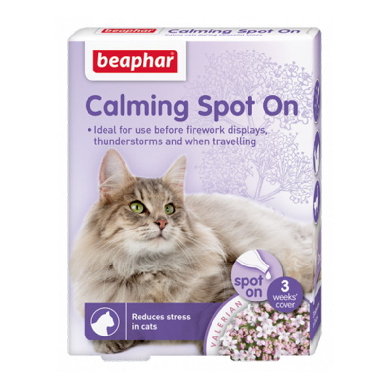 Beaphar Calming Antiestrés Spot On Gato