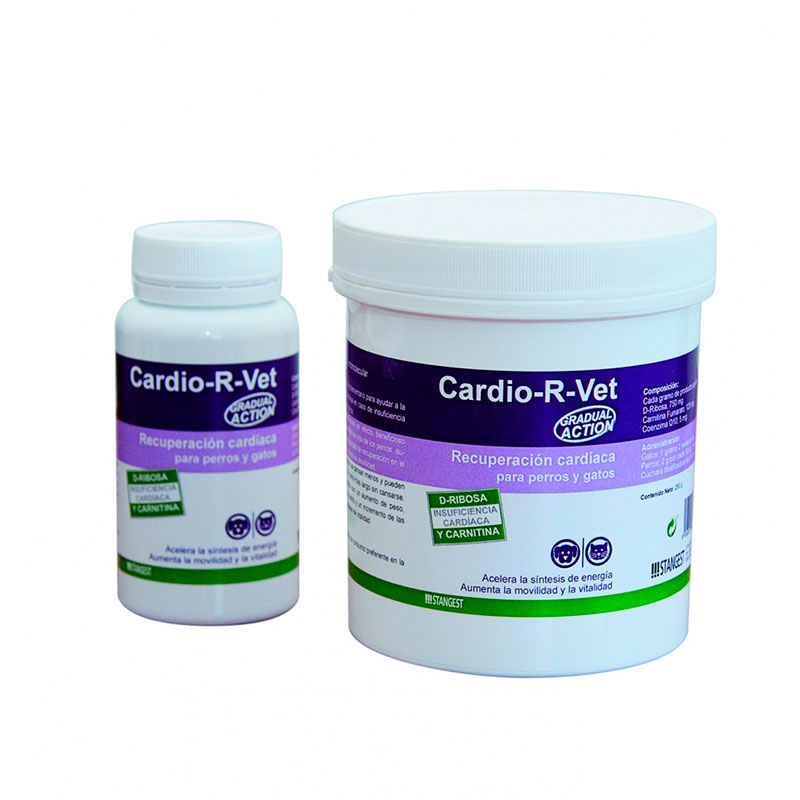Cardio-R-Vet. Cardiac Protection for dogs and cats
