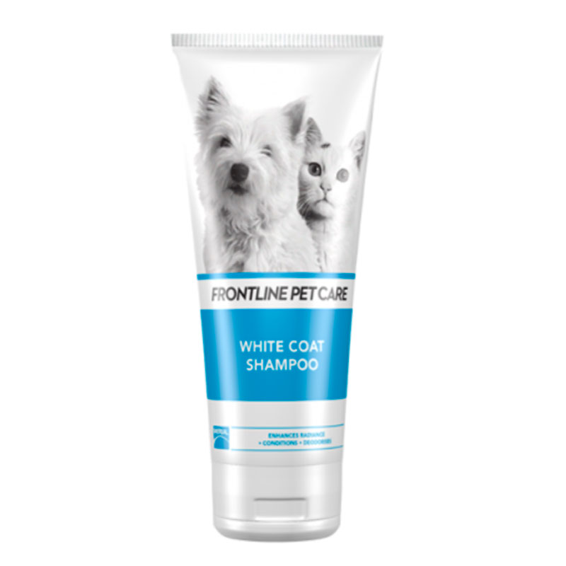 Frontline Pet Care Champú Pelo Blanco