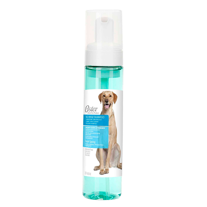 Oster Dog Shampoo Rinse Out 237ml