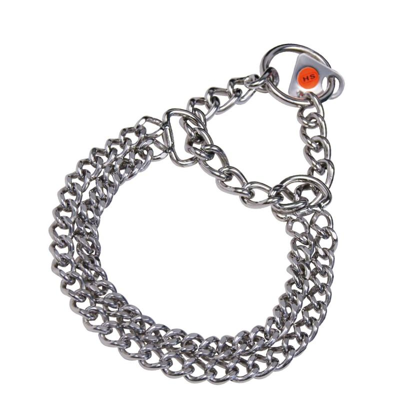 Walk Necklace HS Sprenger Stainless Double Chain