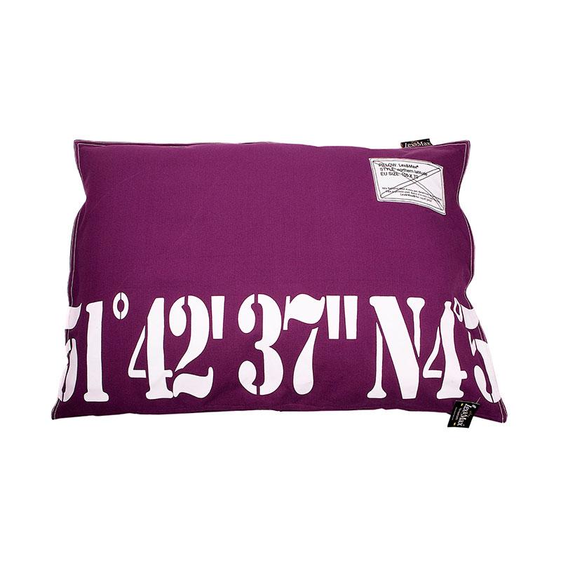 Lex & Max Bed 51-52 Purple