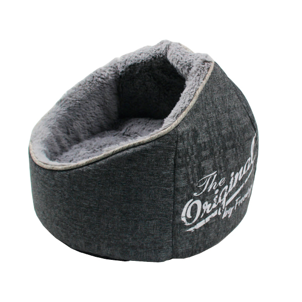 Freedog Vintage Bed for Cat Gray