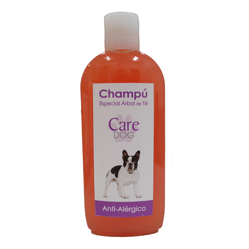 Care Dog Shampoo for dog Anti Allergic with tea tree oil
