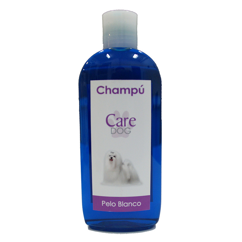 Care Dog Champú para perro Pelo Blanco 250ml