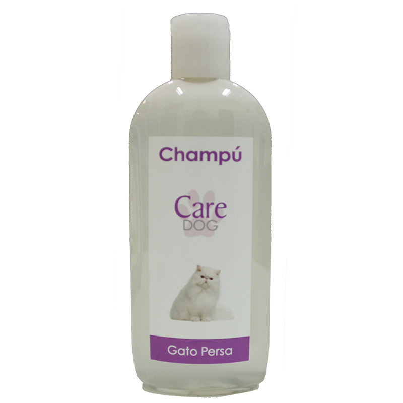 Care Dog Champú para gato Persa 250ml