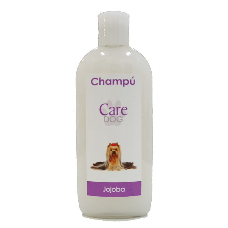 Care Dog Shampoo for dog with Jojoba Oil