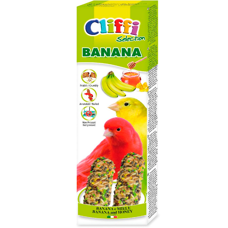 Cliffi Canary Banana Sticks