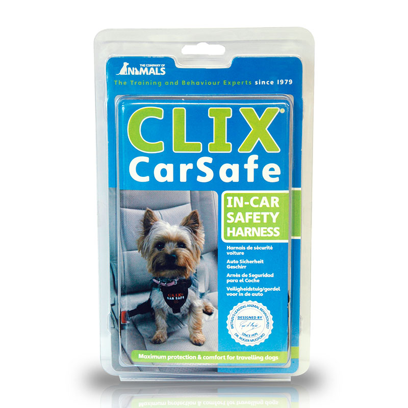 Clix CarSafe In-Car Safety Harness