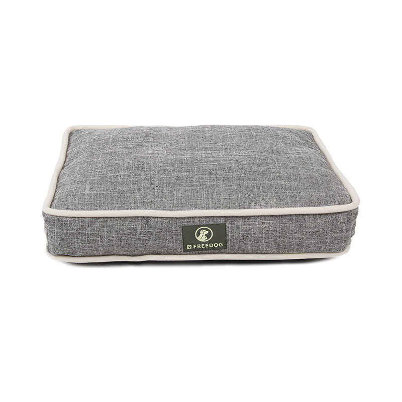 Freedog Rectangular Matress DreamFactory Grey