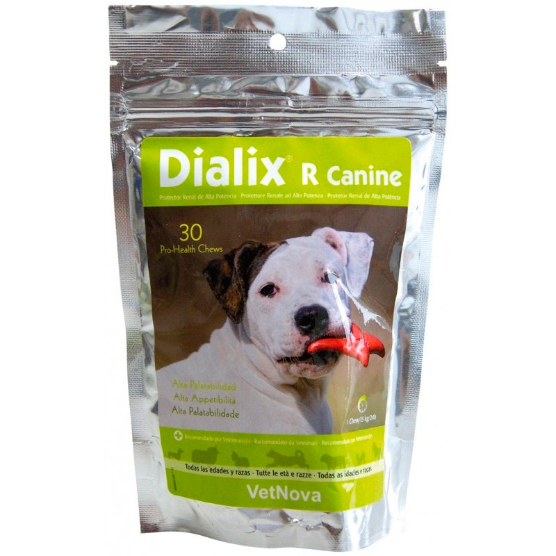 30 Chews Dialix R Canine