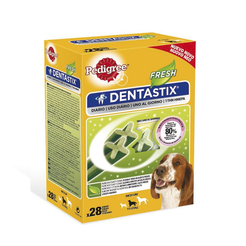Pedigree Dentastix Fresh Medium / Large Breed Multipack 720gr