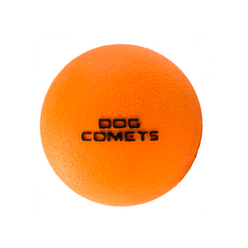Dog Comets Stardust Natural Rubber Ball