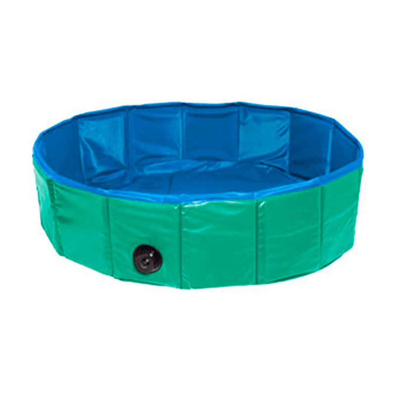 Doggy Swimming Pool for dogs Green/Blue
