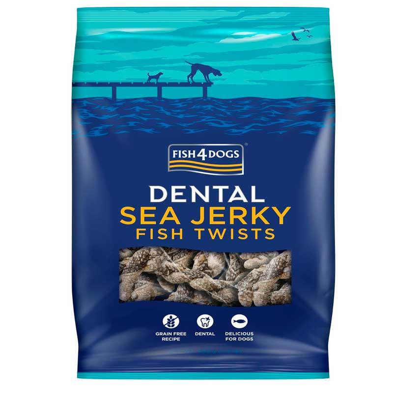 Fish4Dog Sea Jerky Fish Twists