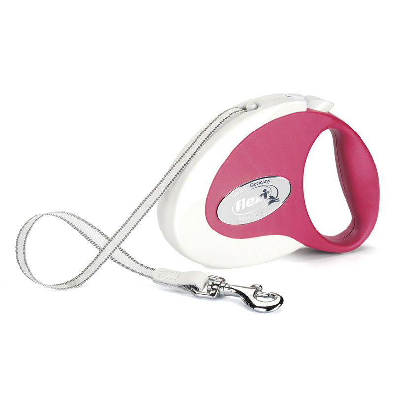 Retractable Leash flexi Collection Fresh Red