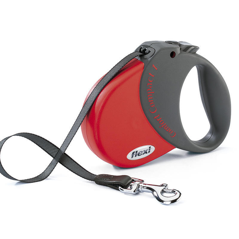 Retractable Leash flexi Comfort Compact S