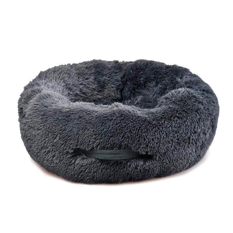 Freedog Donut Bed Gray