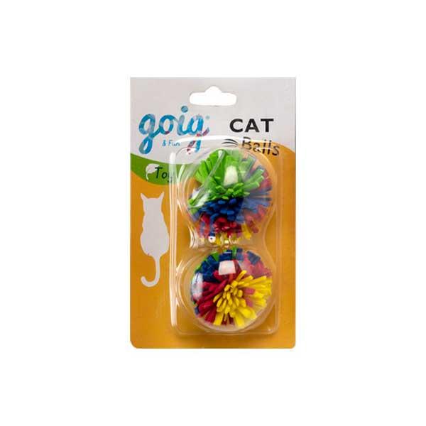 Goig Cat Balls Cat Toy