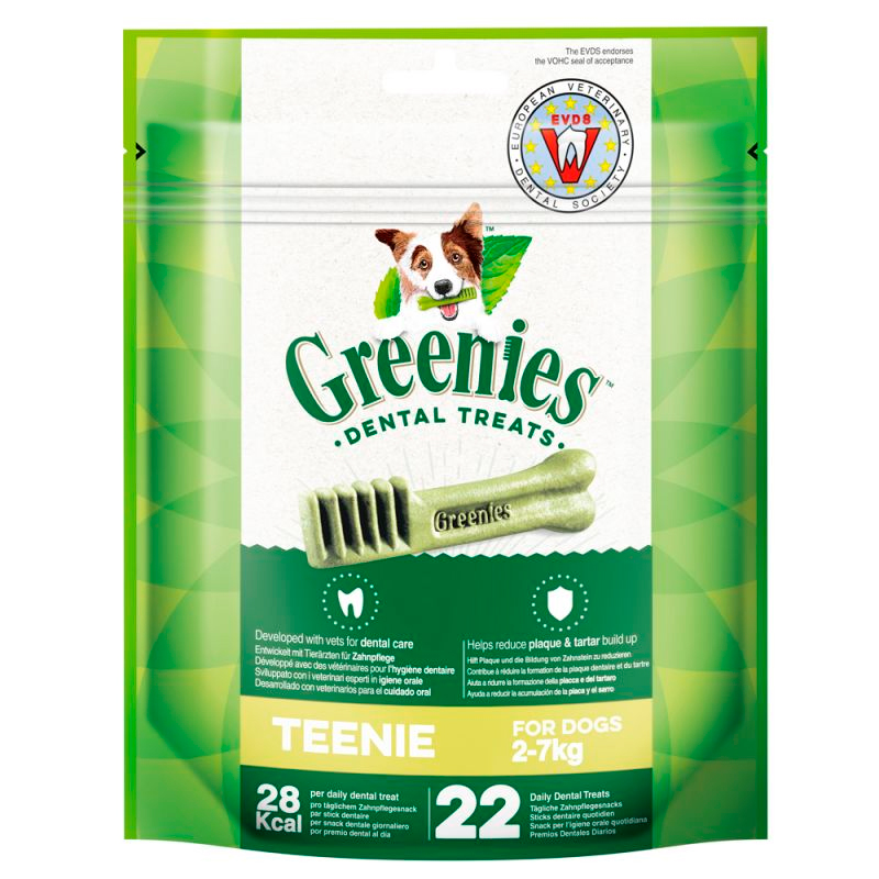 Greenies Dental Cleaner Teenie